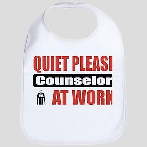 Counselor Work Bib