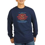 Right-Wing Extremist Long Sleeve Dark T-Shirt