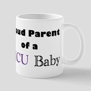 Proud Parent of a NICU Baby Mug