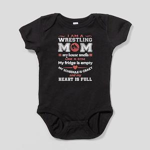 Wrestling Mom T Shirt Body Suit