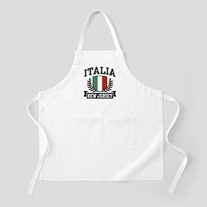 Italia New Jersey BBQ Apron
