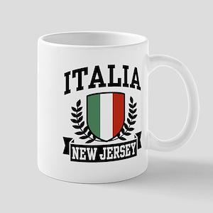 Italia New Jersey Mug