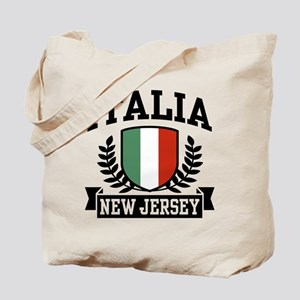 Italia New Jersey Tote Bag