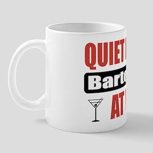 Bartender Work Mug