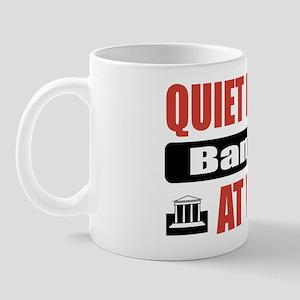 Banker Work Mug