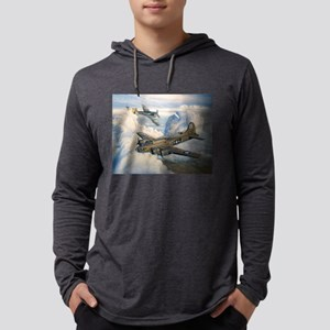 B-17 Shack Rabbit Long Sleeve T-Shirt