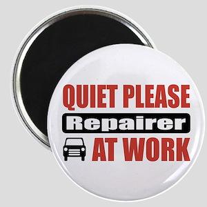 Repairer Work Magnet