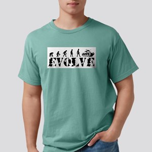 Evolution of Army T-Shirt