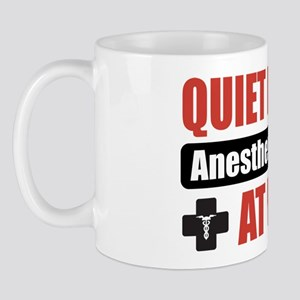 Anesthesiologist Work Mug