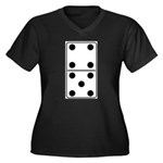 Domino 45 Plus Size T-Shirt