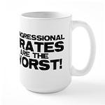 Congressional Pirates Large Mug