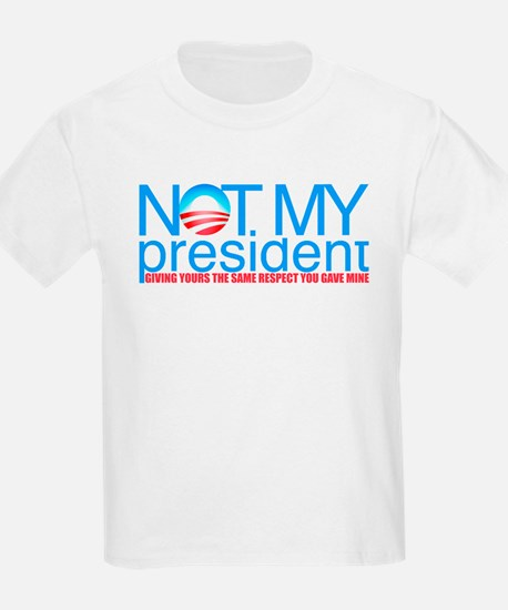 Not My President T-Shirt