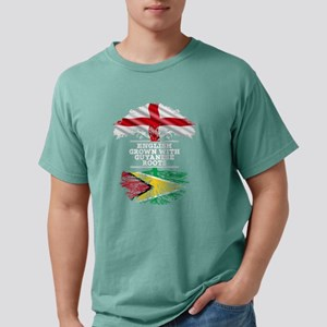 English Grown With Guyanese Roots T-Shirt