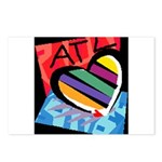 Love ATL Logo Postcards (Package of 8)