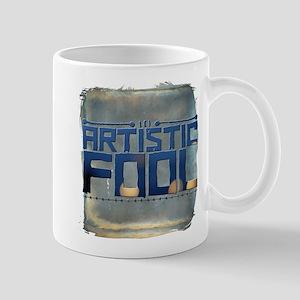 Artistic fool Mugs