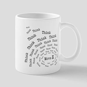 Chess Think & Move Mug
