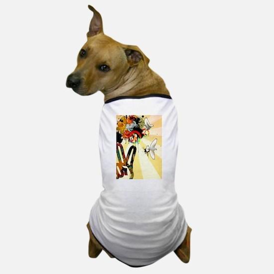 Funny Hendrix Dog T-Shirt