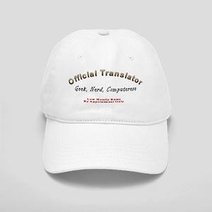 Official Translator Cap