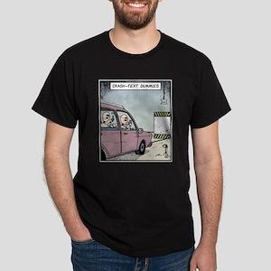Crash-text Dummies T-Shirt