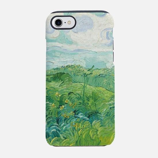 Van Gogh Green Wheat Field iPhone 7 Tough Case