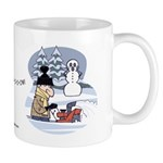 Oh Sno-O-O-Ow! Chores Mugs