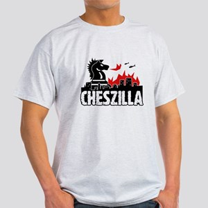 Chess Zilla 2 Light T-Shirt