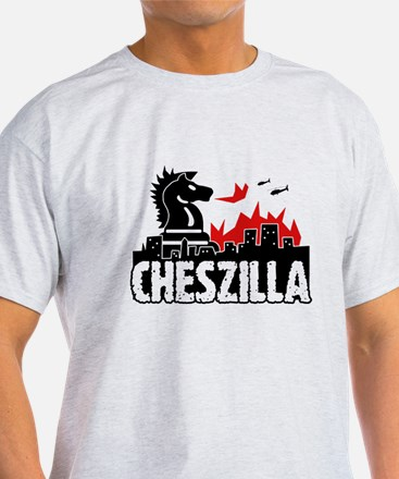 Chess Zilla 2 T-Shirt