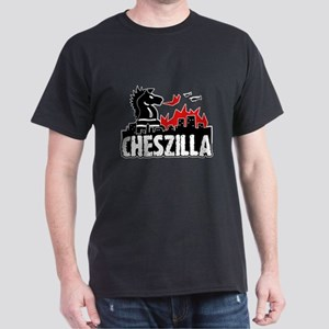 Chess Zilla 2 Dark T-Shirt