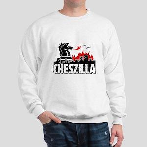 Chess Zilla 2 Sweatshirt