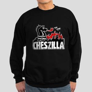 Chess Zilla 2 Sweatshirt (dark)