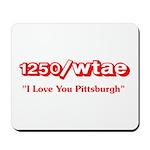 WTAE Pittsburgh 1973 -  Mousepad