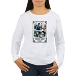 Who Are You Women's Long Sleeve T-Shirt