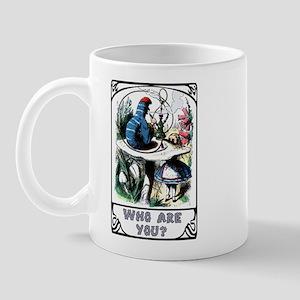 Who Are You Mug
