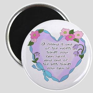 Friendship Heart 1 Magnet