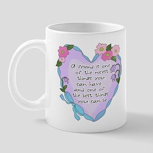 Friendship Heart 1 Mug