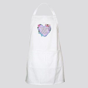 Friendship Heart 1 BBQ Apron