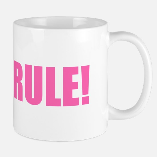 Dogs Rule! Mug