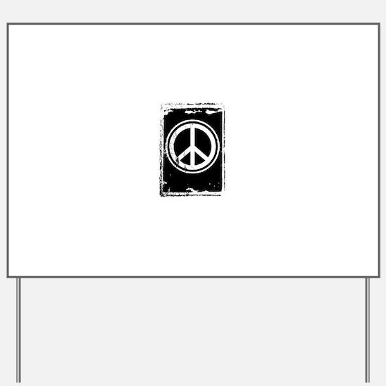 Woodstock Yard Sign