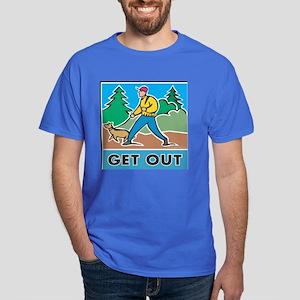 Get Outdoors Dark T-Shirt