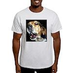Crazy beagle Ash Grey T-Shirt