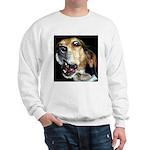 Crazy beagle Sweatshirt