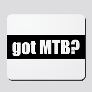 got MTB? Mousepad