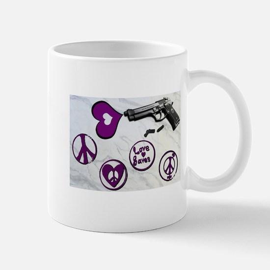 Unique Pacifism Mug