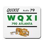 WQXI Atlanta 1964 -  Mousepad