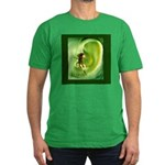 Embrace your world, save the Men's Fitted T-Shirt