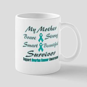 Ovarian Mother Words Mug