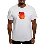 Atlanta Peach Ash Grey T-Shirt