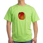 Atlanta Peach Green T-Shirt