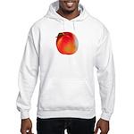 Atlanta Peach Hooded Sweatshirt