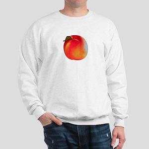 Atlanta Peach Sweatshirt